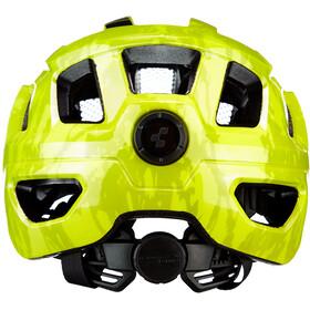 Cube Steep Casco, amarillo
